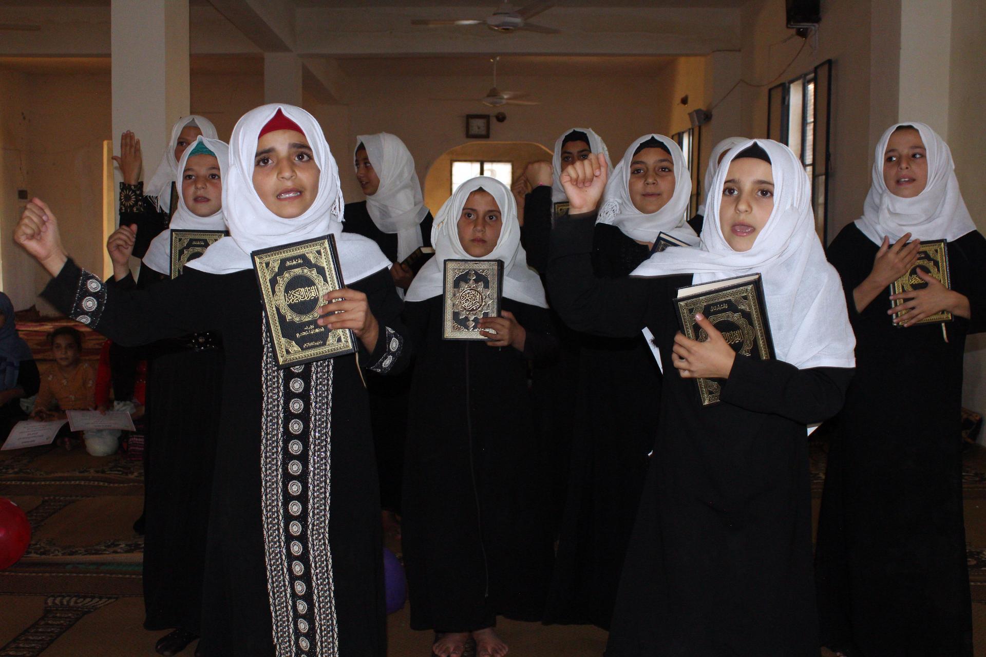 Quran - Girls Class