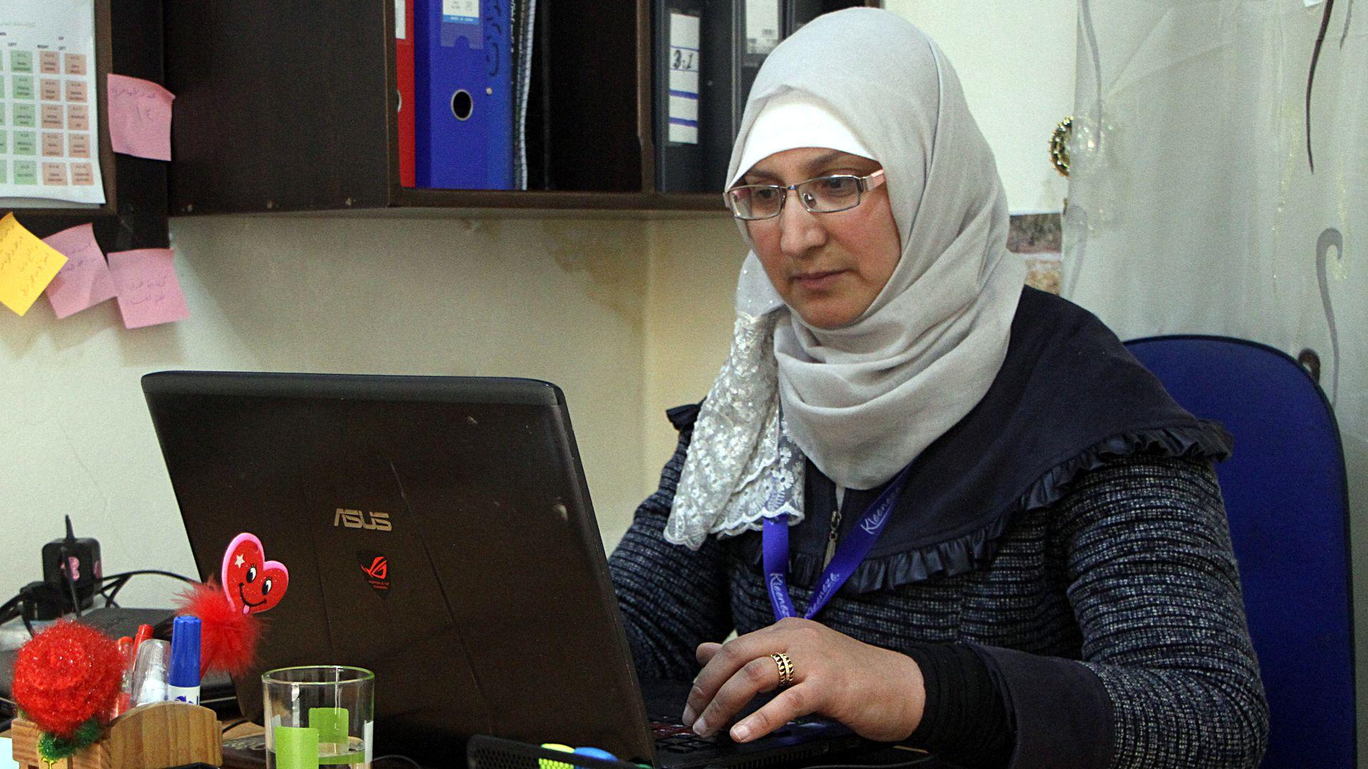 Iqra Charity - Staff - Abeer Al-Faris