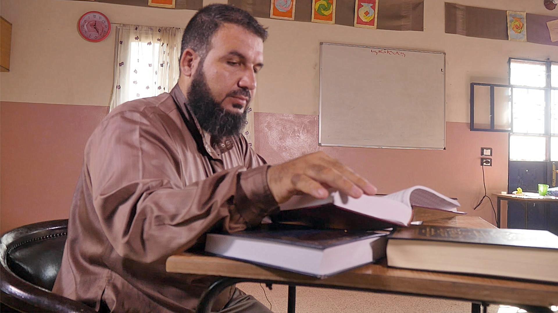 Iqra Charity Staff Muhammad Hammadi