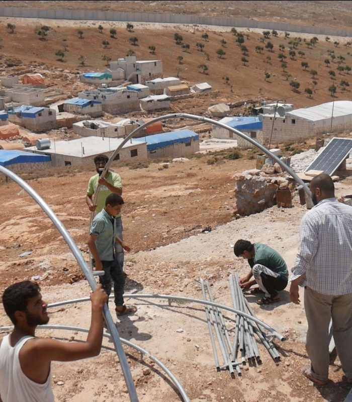 Primary Relief - Tents