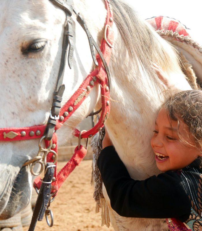 Orphans - Horseriding