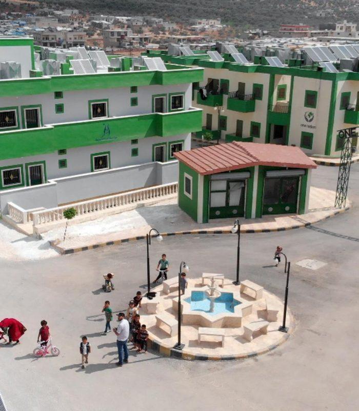 Dar Al-Arqam - Buildings