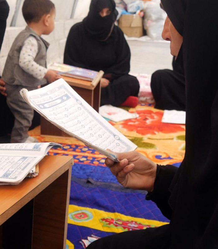 Project Hope - Quran Class