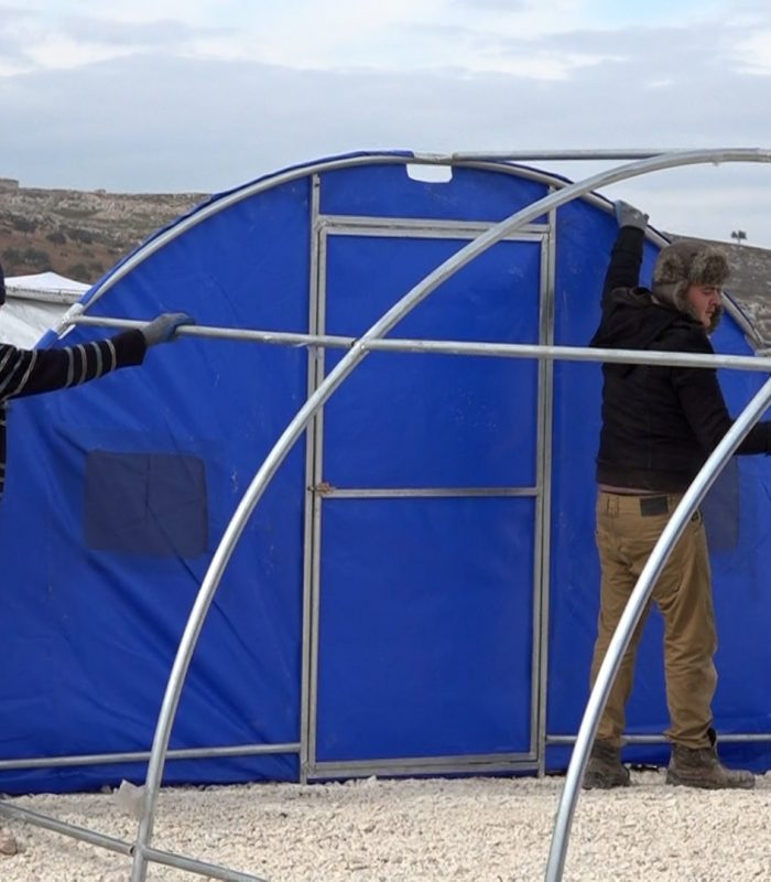 Crisis Relief - Tents