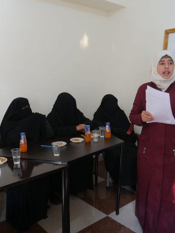 Educational-Village training