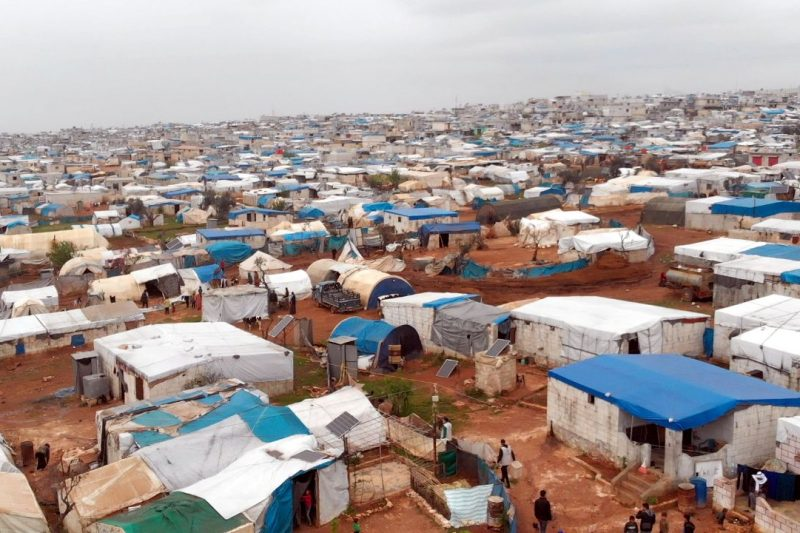 Old Refugee Camps